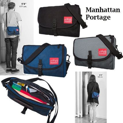 ManhattanPortage★Red Hook Bag ショルダーバッグ♪