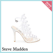 【Steve Madden】クリア グラディエーター ヒール