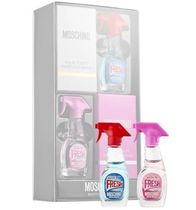 Moschino(モスキーノ) 香水・フレグランス Moschino☆Mini Gift Set  Fresh Couture & Fresh Pink Couture