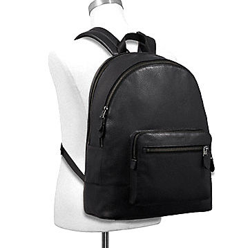 Coach バックパック・リュック ブラック☆COACH☆WEST BACKPACK  F23247(3)