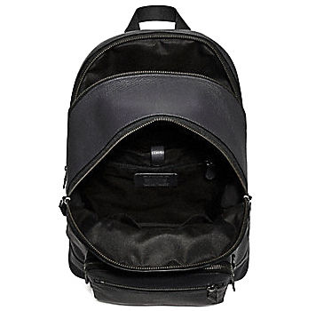 Coach バックパック・リュック ブラック☆COACH☆WEST BACKPACK  F23247(4)