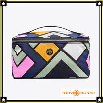 Tory Burch☆NYLON LARGE TRAIN CASE☆メイクポーチ ☆47874