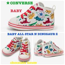 【CONVERSE】BABY ALL STAR N DINOSAUR Zベビー ダイナソー