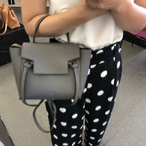 【CELINE】クラシック Belt Bag Nano (Grey)