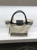 【CELINE】Medium Big Bag in Textured Canvas (Natural)