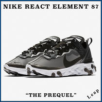 "【Nike】激レア 限定 ナイキ REACT ELEMENT 87 ""The Prequel"" AB"