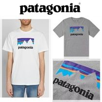 NEW PATAGONIA SHOP STICKER RESPONSIBILI Tシャツ