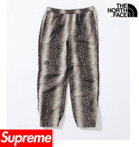 Supreme The North Face Snakeskin Taped Seam Pant 黒 S サイズ