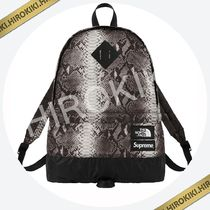 Supreme The North Face Snakeskin Lightweight Day Pack 黒