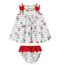 CathKidston アリス 限定 コラボ ◇ BABY ELEANOR HEART DRESS