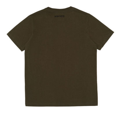 MSKN2ND Tシャツ・カットソー ☆MSKN2ND ☆ Tシャツ ARMY M PRINTED SS T-SHIRT 男女兼用 (20)