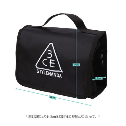 3 CONCEPT EYES メイクポーチ 3CE★ウォッシュバッグ【追跡送料込】(3)
