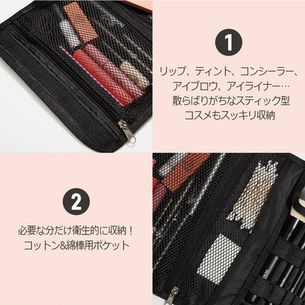 3 CONCEPT EYES メイクポーチ 3CE★ウォッシュバッグ【追跡送料込】(7)