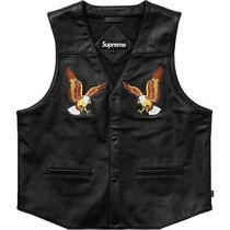 18 week Supreme Eagle Leather Vest