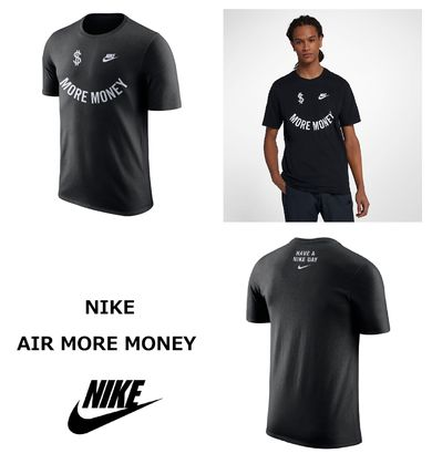 Nike Tシャツ・カットソー 日本未発売!! NIKE AIR MORE MONEY エアモアマネー Tシャツ(3)