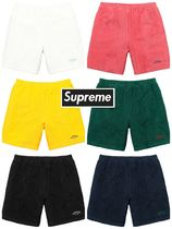SS18 Supreme CABLE KNIT TERRY ショートパンツ♡