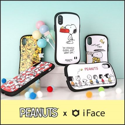 iFace_SNOOPY First Class for iPhone X☆関税・送料込み☆
