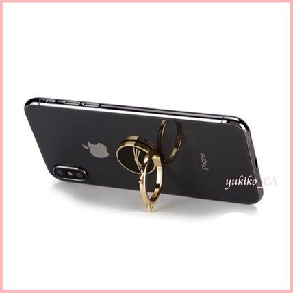 kate spade new york iPhone・スマホケース 【国内発送】Cat Stability Ring Stand セール(4)