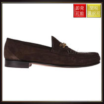 【トムフォード】York Chain Loafers Brown