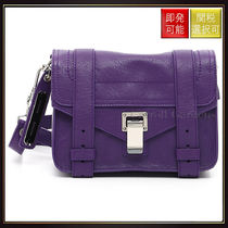 【プロエンザスクーラー】Ps1 Mini Crossbody Bag Viola