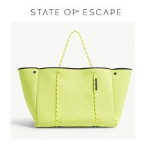 State of Escape(ステイトオブエスケープ) マザーズバッグ 関税送料込 ステイトオブエスケープ Escape neoprene tote