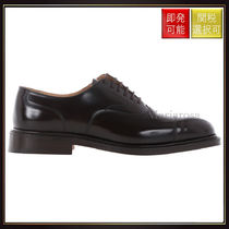 【チャーチ】Lancaster 173 Oxford Shoes Light Ebony