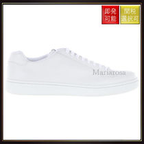 【チャーチ】Mirfield Leather Sneakers White