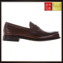 【チャーチ】Pembrey Loafers In Prestige Leather Cognac