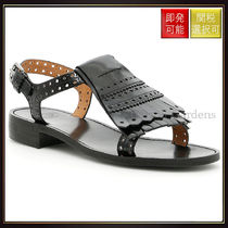 【チャーチ】Oribella Prestige Calf Sandals Black