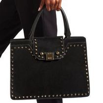 JIMMY★CHOO<最新もセールで>通勤にも最適REBEL/TOTE/BLACK