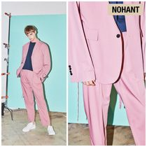 NOHANT(ノアン) パンツ 新作★NOHANT(ノアン)★BRUNCH TROUSER pink