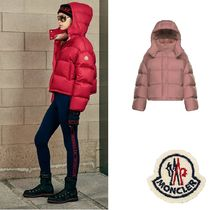 【18-19AW】MONCLER*PAEONIA*ダウン*ショート丈*レッド/ピンク