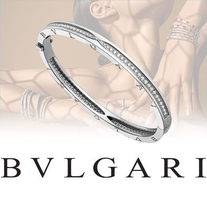 innovative design 60e74 8bbd6 BVLGARI B.ZERO1 ブレスレット white gold