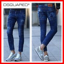 2018ss 関税負担【DSQUARED2】☆Tidy Biker Jeans ジーパン