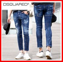 18ss 関税負担【DSQUARED2】☆Tidy Biker Jeans 2ジーパン