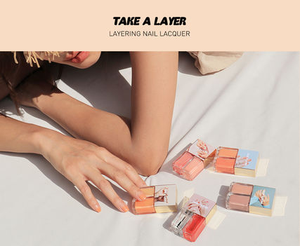 3 CONCEPT EYES マニキュア ★グラデーションネイル★3CE TAKE A LAYERネイル~♡(2)