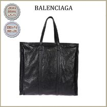 18SS 関税送料込 BALENCIAGA L shopping bag in Arena leather