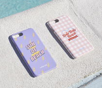 rolarola★韓国人気 )ROLA BEACH PHONE CASE PINK PC-18301