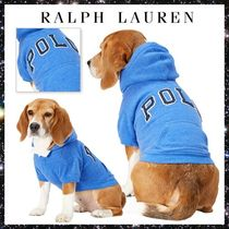 Ralph Lauren★Polo French Terry Dog Hoodieかわいい家族にも★