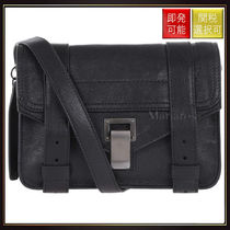 【プロエンザスクーラー】Ps1 Mini Crossbody Bag Black