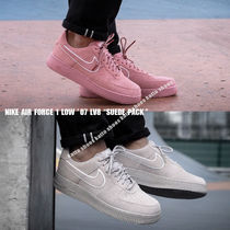 NIKE★AIR FORCE 1 '07 LV8 SUEDE PACK★スウェード★2色