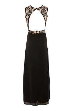 TOPSHOP ドレス-ロング 【国内発送・関税込】TOPSHOP★Andora Maxi by Lace & Beads(5)
