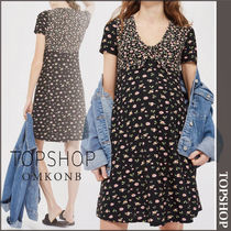【国内発送・関税込】TOPSHOP★MATERNITY Floral Tea Dress
