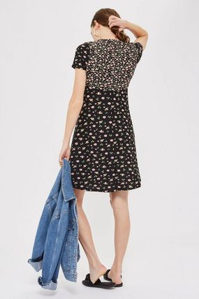 TOPSHOP マタニティワンピース 【国内発送・関税込】TOPSHOP★MATERNITY Floral Tea Dress(5)