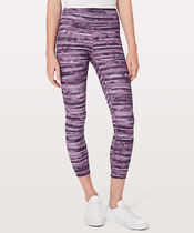 Wunder Under Hi-Rise 7/8 Tight FULL-ON LUX*Mullberry