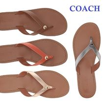 Sale! COACH Thong Sandal