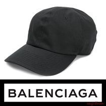 【即納OK】BALENCIAGA キャップ Logo-embroidered cap