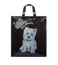 Harrods(ハロッズ) エコバッグ HARRODS Westie Puppy Large Shopper Bag