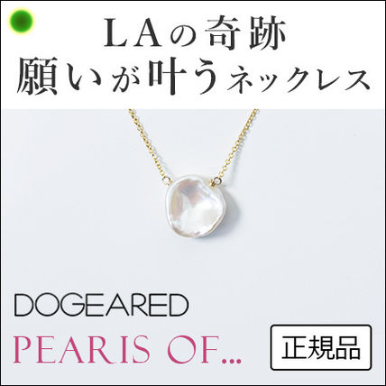 【Dogeared】pearls of...  HAPPINESS LOVE FRIENDSHIP