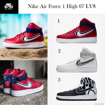 最新☆話題沸騰中☆Nike Air Force 1 High 07 LV8☆選べる3色!